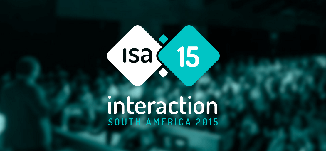 Interaction South America 2015 Logo