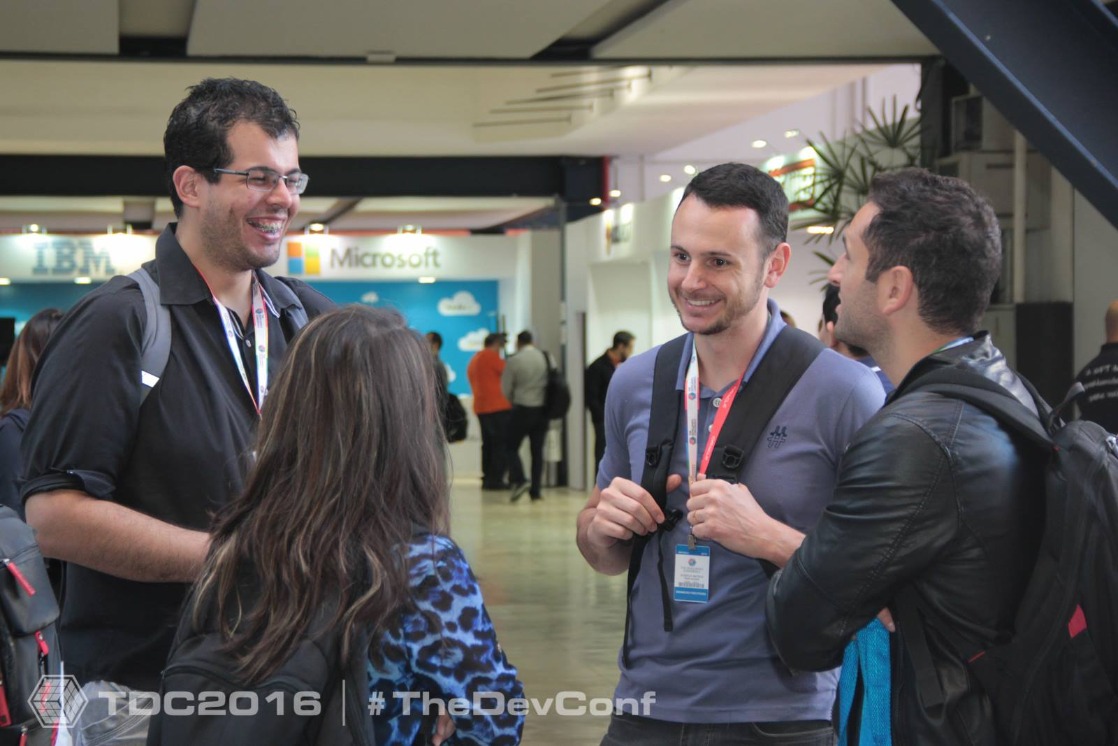 Networking no TDC SP 2016