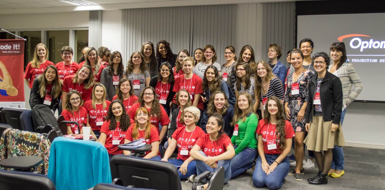 Rails Girls Floripa 2016